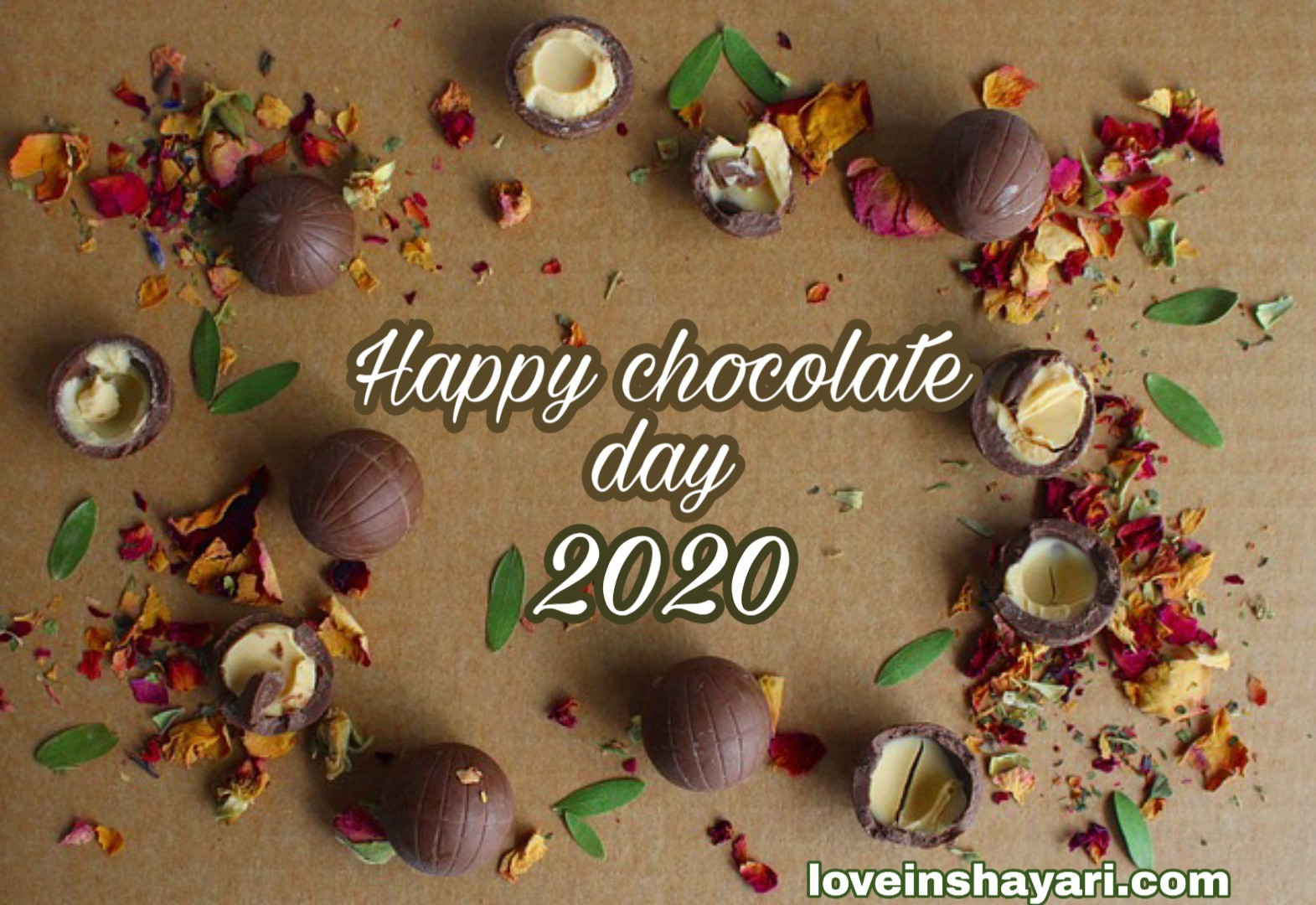 Photo of Happy chocolate day 2020 wishes, shayari, images