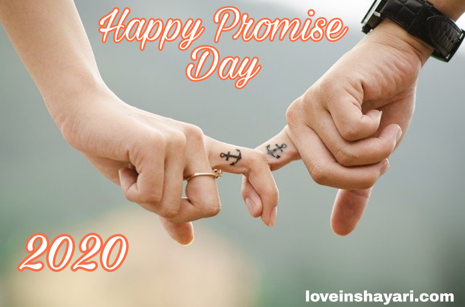 Photo of Happy Promise Day 2020 shayari, images, sms