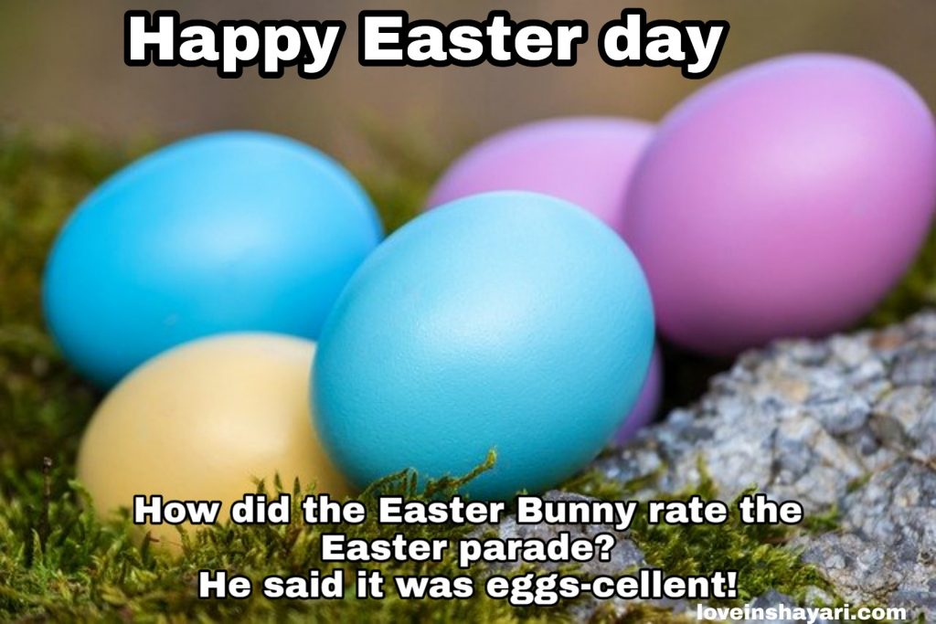 Easter day message