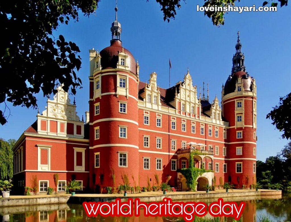 World heritage day whatsapp status