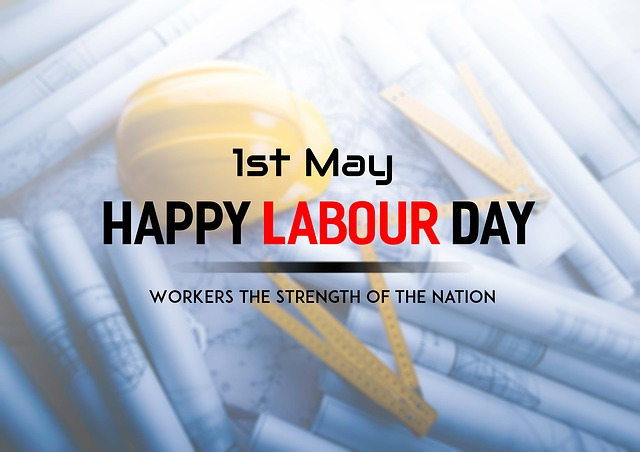 Labour day shayari