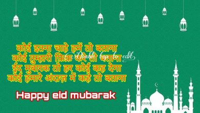 Photo of Eid ul fitr wishes shayari quotes messages 2020