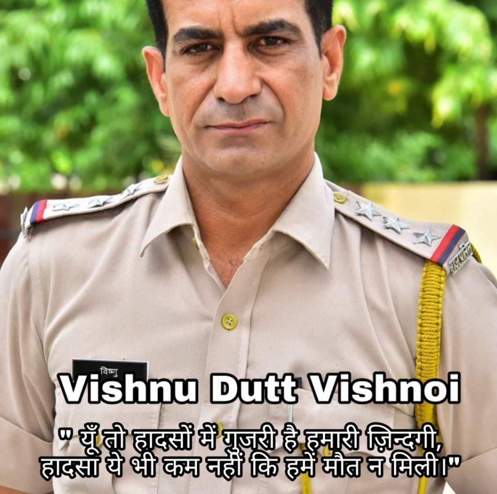 Vishnu Dutt Vishnoi status whatsapp status