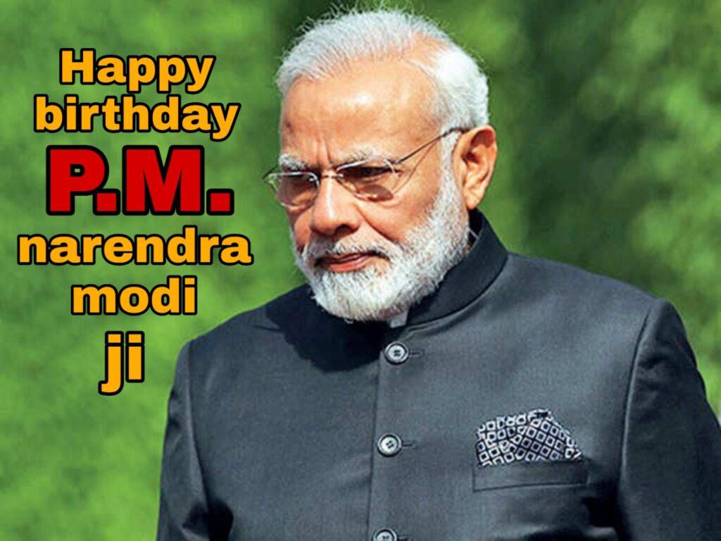 Happy birthday narendra modi whatsapp status 2020
