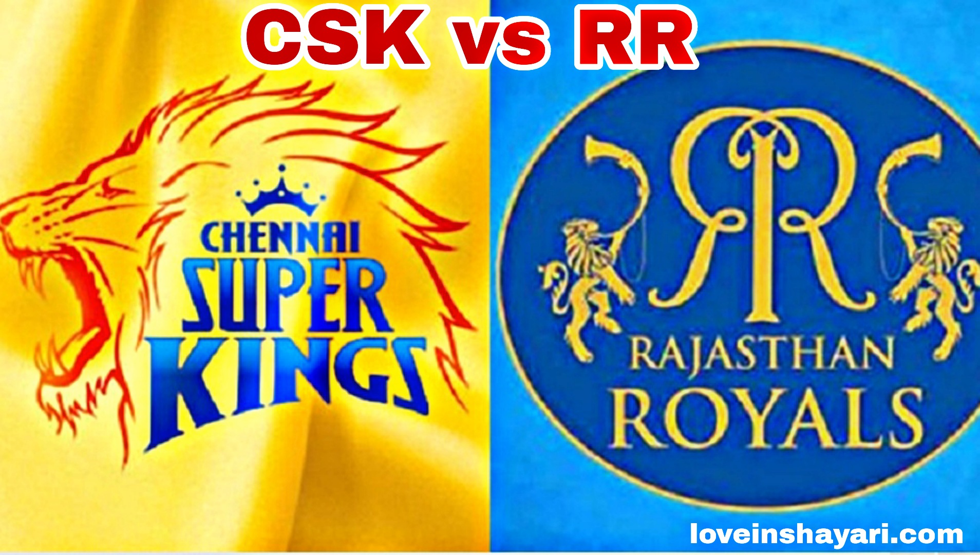 Photo of CSK vs RR status whatsapp status 2020