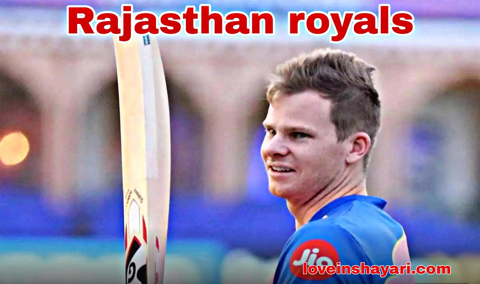 Rajasthan royals status whatsapp status