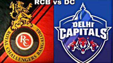 Photo of RCB vs DC status whatsapp status 2020