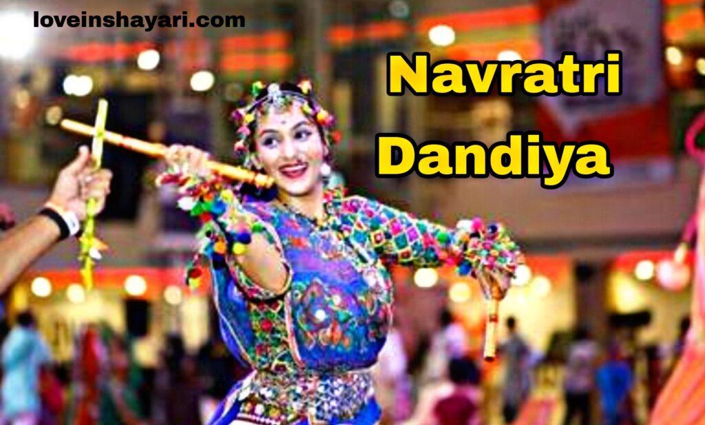 Dandiya status whatsapp status