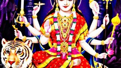 Photo of Maa Durga status whatsapp status 2020