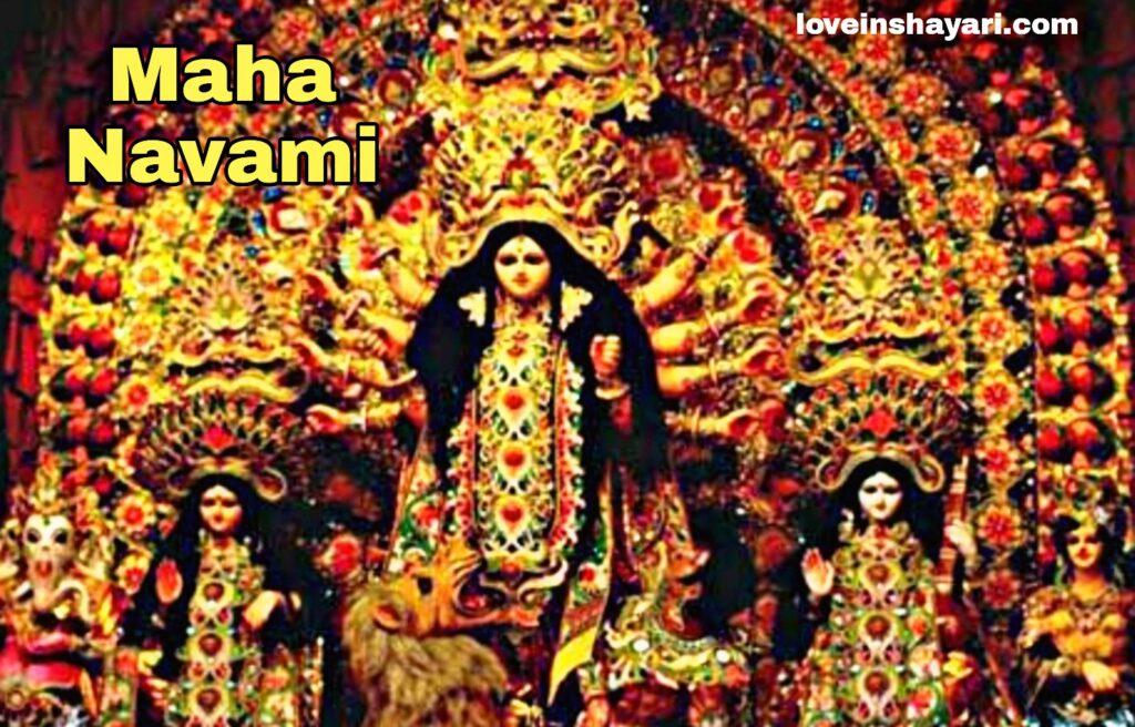 Maha Navami status whatsapp status