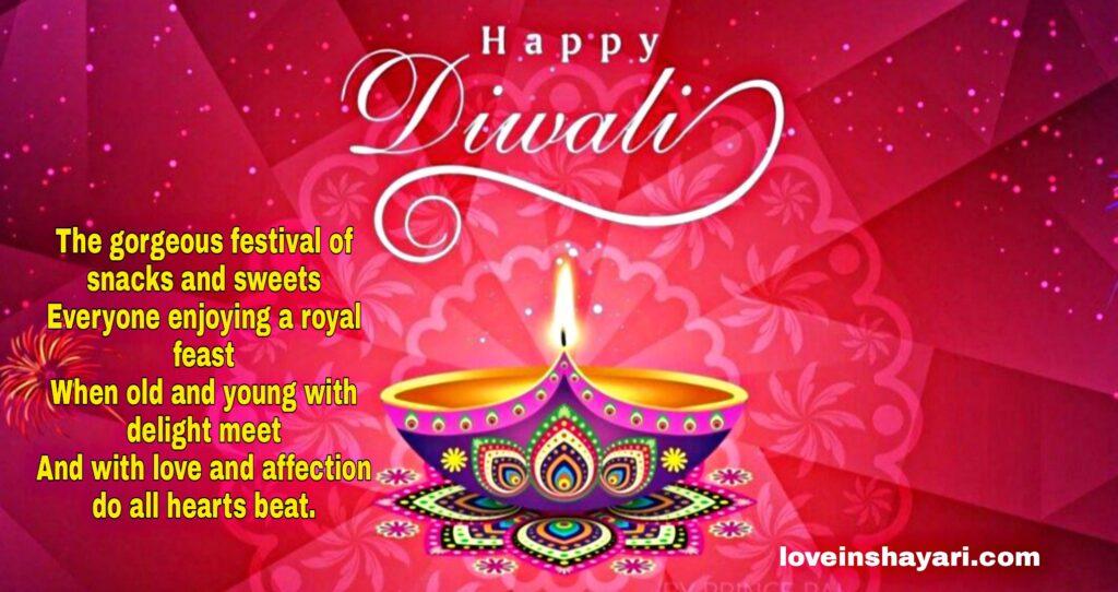 Deepawali wishes in english