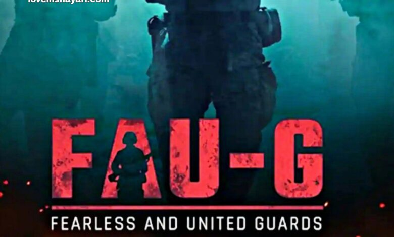 Faug game apk download